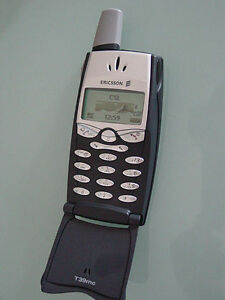 world Ericsson T39 T39m flip phone - bluetooth & voice dialing