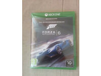 Forza Motorsport 6. Xbox One (brand new and sealed)