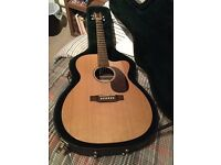 MARTIN Electro Acoustic Guitar (+Martin Hard Case) - USA MADE Custom