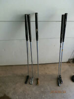 Putters Left and Right Putters