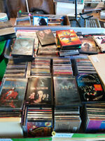 100'S OF CD'S DVD & BLU-RAY MOVIES STARTING AS LOW AS $4.00 EACH