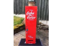 Coca Cola Inspired Vending Machine Cocka Cover Condoms Man Cave Den Garage Shed Advertising