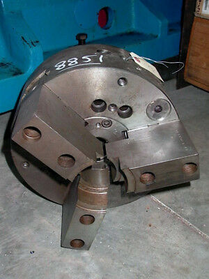 12 3 Jaw Chuck Manualpower - Modified Jaws