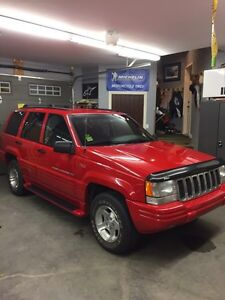 1998 Jeep Grand Cherokee Laredo - Sold pending pickup