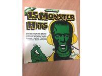 MONSTER HITS LP