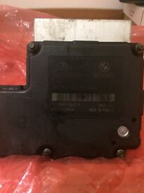 Bmw abs/asc pump & module part no. 34.51.751.768