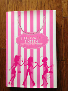 Like New- Bittersweet Sixteen - Hard Cover