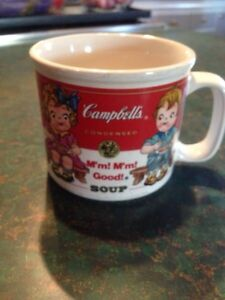 Campbell's collector mug Kitchener / Waterloo Kitchener Area image 1