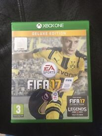 Fifa 17 NO DLC game only