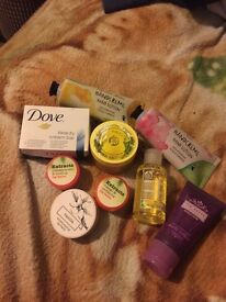 Selection of beauty bits