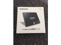 Samsung 1TB SSD - brand new in box