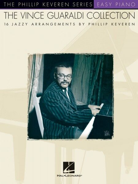 The Vince Guaraldi Collection Sheet Music arranged by Phillip Keveren  000306821