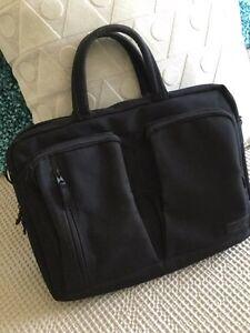 Nylon computer bag / briefcase