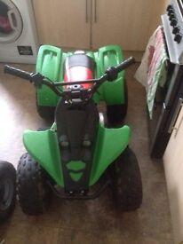 50 cc quad