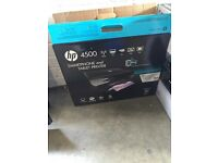 Hp envy 4500 smartphone and tablet printer in mint condition