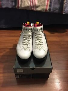 Jordan 7 Cardinal with one of a kind box