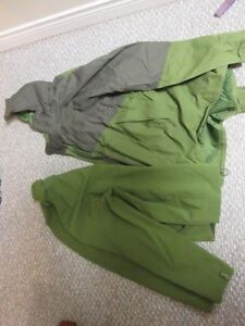 Like New! Men's North Face Condor  3 in 1 winter jacket