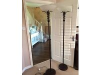 ONE free standing tall lamp from Pegazzi