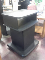 Small Black Stand