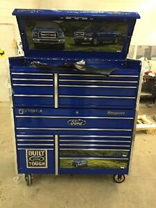 Snap-on Ford F-150 limited tool box