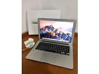 2012 MacBook Air 13 - 256gb - 4gb ram - Sierra