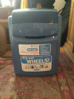10,000 BTU portable air conditioner -- summer is coming!