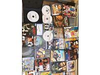Hindi film DVD's