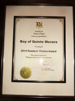 Bay Of Quinte Movers