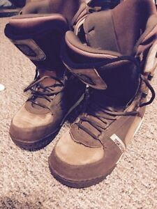 Snowboard boots Size 10.5