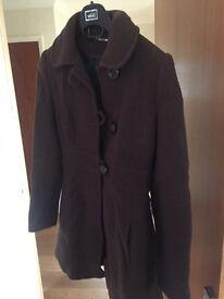 Winter smart Mid length coat