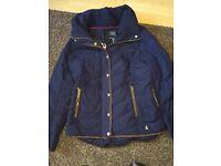 Woman's joules coat size 14