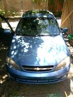 2004 Chevrolet Optra VUS 1700$