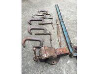 Job lot of tools £20