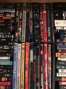 DVD collection
