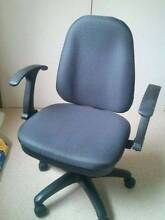 Executive chair - fully ergonomic, high & wide back suport West Pennant Hills The Hills District Preview