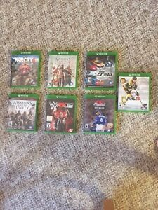 Xbox one games for sale Regina Regina Area image 1