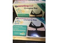 New Changing bags 2 for only £12