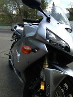 Honda CBR 600RR with only 1047 km!!!