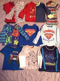 Bundle of Boys 9-12 months clothing