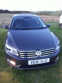 2012 VW PASSAT 2.0TDI BLUEMOTION 6 SPEED