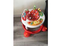 Baby walker 360 activity centre