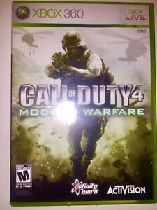(Xbox 360) Call of Duty 4