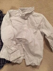 Boys size 5 button up shirts  Edmonton Edmonton Area image 2