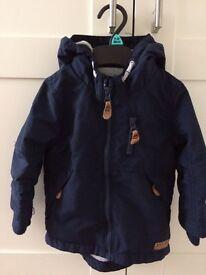 Boys coat 9-12months