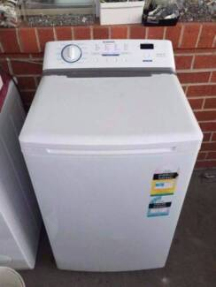 modern great working6 kg simpson washing machine, can delivery at