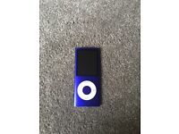 Apple iPod nano purple