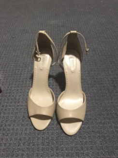 Siren Ally Heels Light Tan