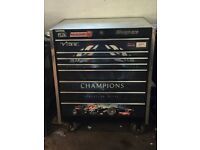 Snapon on tool box