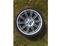 Two Bridgestone Potenza Tyre 225/35/19