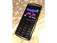 Ultra Slim Phone Samsung X820 O2 Giffgaff Tesco Good Condition Can Deliver
